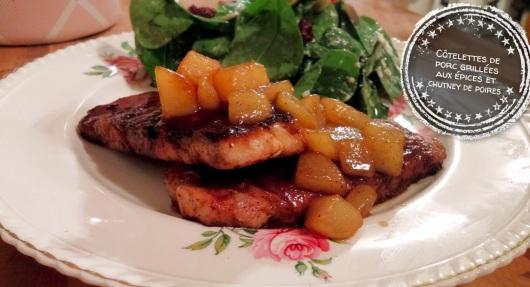 cotelettes-de-porc-grillees-aux-epices-et-chutney-de-poires-auboutdelalangue-com